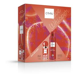 Zestaw prezentowy Love Whisper Dezodorant spray 150 ml + woda toaletowa