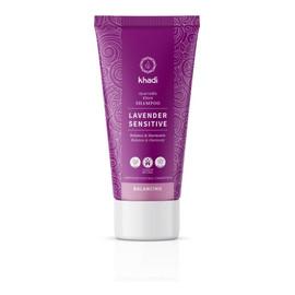 Delikatny szampon do wrażliwej skóry głowy Lawenda