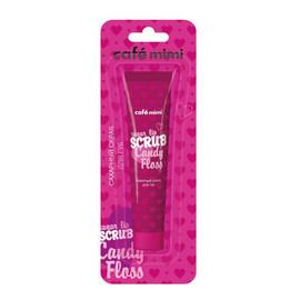 Cukrowy SCRUB do ust Candy Floss