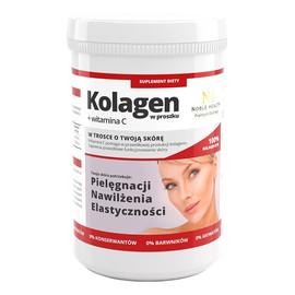 kolagen w proszku + witamina C