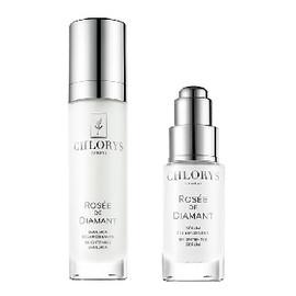 Zestaw rozświetlająca emulsja do twarzy 50ml + rozświetlające serum do twarzy 10ml