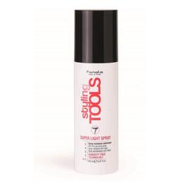 Super Light spray nabłyszczający przeciw puszeniu się włosów