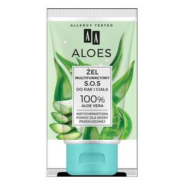 Żel Multifunkcyjny 100% S.O.S Aloe Vera