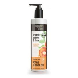 Organiczny Aktywny Żel Pod Prysznic
