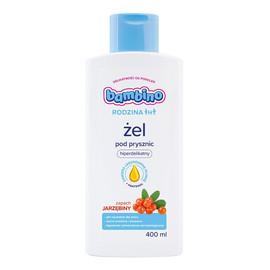 Żel pod prysznic hiperdelikatny - zapach Jarzębiny