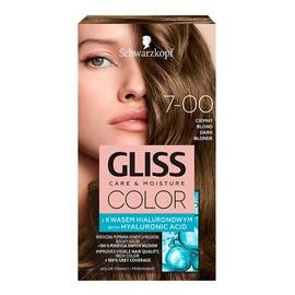 Krem koloryzujący do włosów 7-00 ciemny blond
