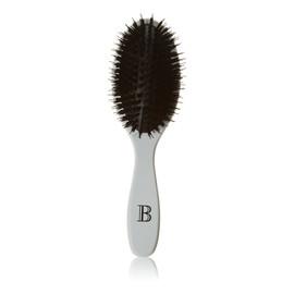 Extension Brush White biała owalna szczotka do włosów przedłużanych
