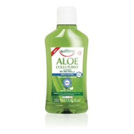 Triple Action Mouthwash płyn do płukania jamy ustnej Aloe Vera