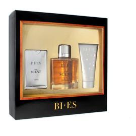 Komplet (edt. 100ml + parfum 15ml + żel pod prysznic 50ml)