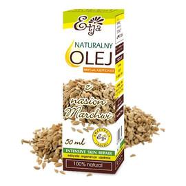 Naturalny olej z nasion marchwi