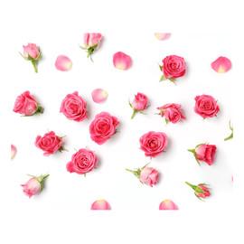 Woda Kwiatowa Z Kwiatów Róży Damasceńskiej 100%