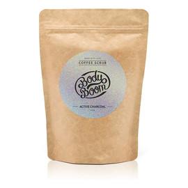 Peeling kawowy do ciała Aktywny węgiel