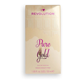 Eau de Parfum Pure Gold woda perfumowana
