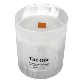 Artman Candles Świeca zapachowa Organic Winter The One z drewnianym knotem