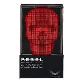 Rebel szczotka do włosów red