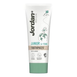 Green clean junior toothpaste pasta do zębów dla dzieci 6+
