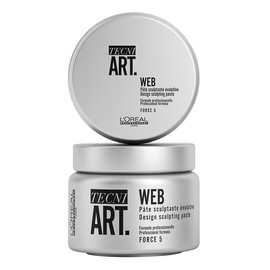 Web Design Sculpting Paste włóknista pasta rzeźbiąca Force 5