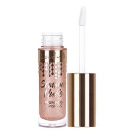 Lip Gloss Summer Nude Plumping Ultra błyszczący błyszczyk do ust