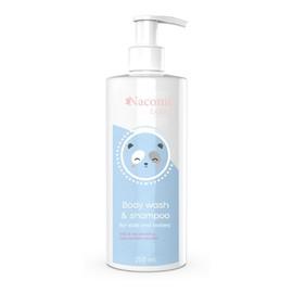 Body wash & shampoo Emulsja do mycia dla dzieci i niemowląt