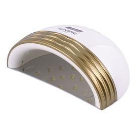PRO1 Lampa UV/LED 48 W Złota