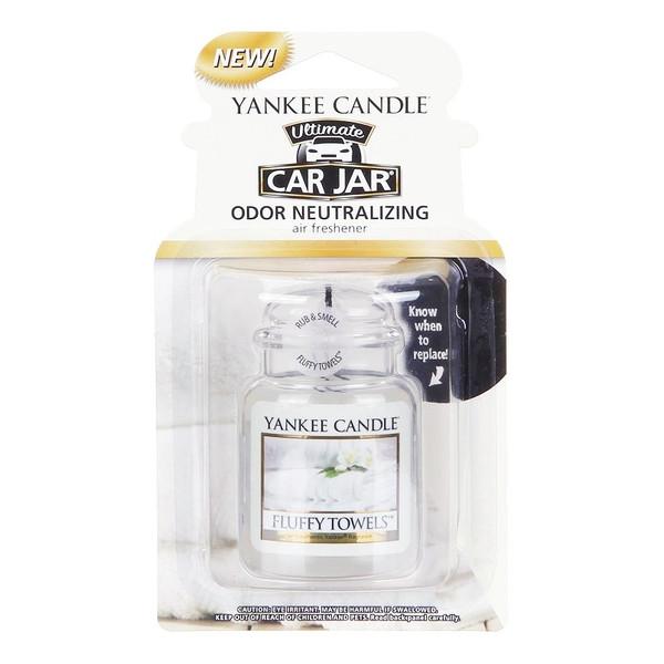 Yankee Candle car jar Ultimate Zapach samochodowy słoik Fluffy Towels 1szt