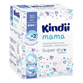 Mama wysokochłonne wkładki laktacyjne Super Dry Comfort 30szt.