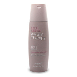 Keratin Therapy Lisse Design Maintenance Conditioner Odżywka Do Włosów