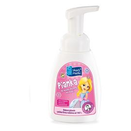 Pianka do higieny intymnej dla dzieci od 3 roku życia