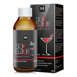 Sex elixir premium spanish fly eliksir hiszpańska mucha suplement diety