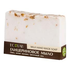 Naturalne mydło glicerynowe - ręcznie robione - Mleczne