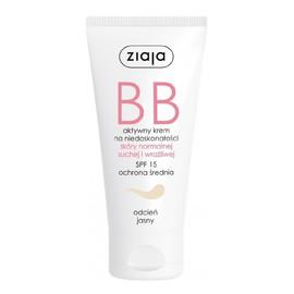 Krem BB do skóry normalnej, suchej i wrażliwej odcień jasny