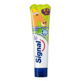Kids 3-6 years pasta do zębów dla dzieci mild mint