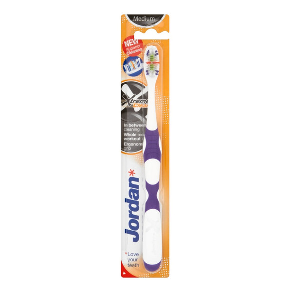 Jordan Szczoteczka do zębów Xtreme Clean Medium