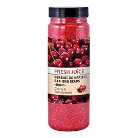 Perełki do kąpieli Cherry & Pomegranate
