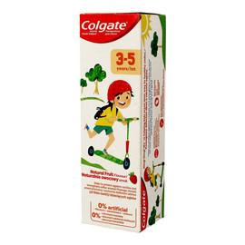 Pasta do zębów dla dzieci Naturalnie owocowy smak (3-5 lat)