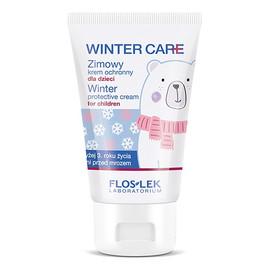 zimowy krem ochronny dla dzieci