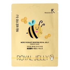 Maseczka na płacie odżywcza Royal Jelly