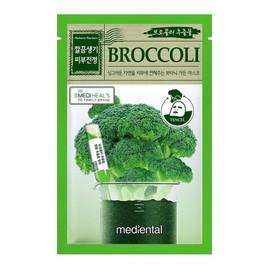Broccoli oczyszczająca maska w płacie z ekstraktem z brokuła