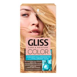 Krem koloryzujący do włosów 9-0 naturalny jasny blond