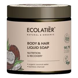 Mydło do ciała i włosów Odżywianie i Regeneracja