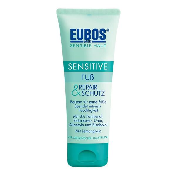 Eubos-Med Sensitive krem regenerująco-ochronny do stóp 100ml