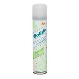 Kwiatowy suchy szampon do włosów