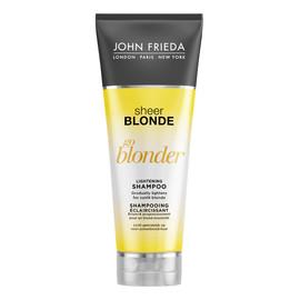 Go Blonder Szampon rozjaśniający z rumiakiem i cytrusami włosy blond