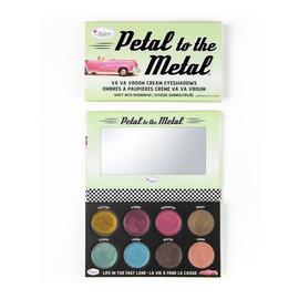 Petal To The Metal Va Va Vroom Cream Eyeshadow Palette paleta cieni do powiek Shift Into Overdrive
