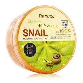 Farm Stay Snail Moisture Soothing Gel koreański żel ze śluzem ślimaka