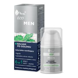 Eco Men balsam po goleniu naturalnie nawilżający dla mężczyzn