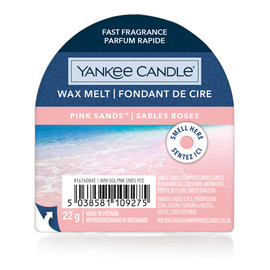 Wax melt wosk zapachowy pink sands