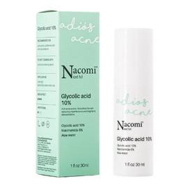 Kwas glikolowy 10% serum do twarzy
