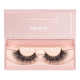 False eyelashes sztuczne rzęsy na pasku woke up like this 1 para