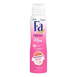 48H Dezodorant spray Grapefruit & Lychee